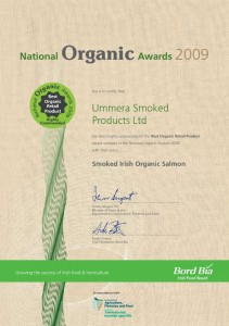 NationalOrganicAward2009