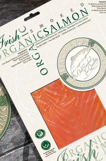 Smoked Organic Salmon