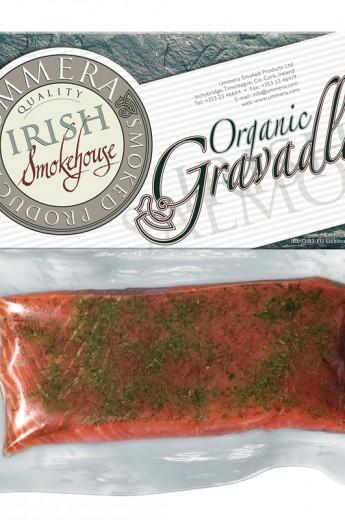 Organic Gravadlax