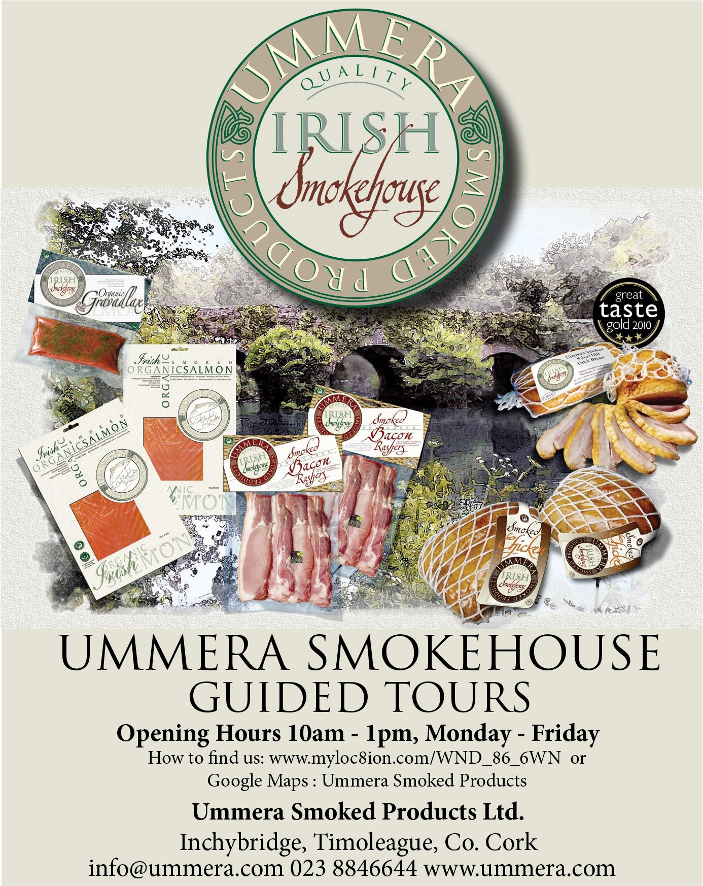 Ummera Smokehouse - Tours